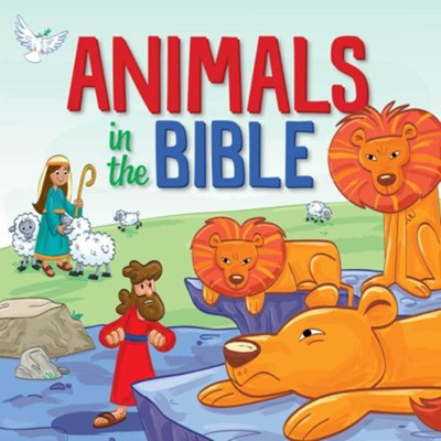 Animals in the Bible  -     By: Various Authors