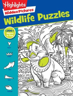 Favorite Wildlife Puzzles  -