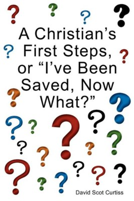 A Christian's First Steps, or I've Been Saved, Now What?  -     By: David Scot Curtiss