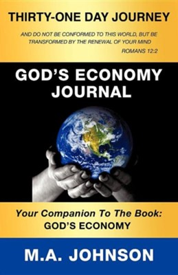 God's Economy Journal  -     By: M.A. Johnson