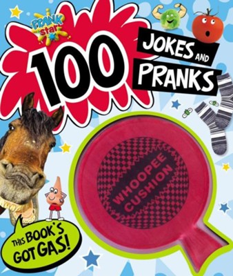Prank Star: 100 Jokes and Pranks  -