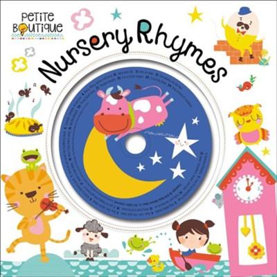 Pee Boutique Nursery Rhymes By Make Believe Ideas