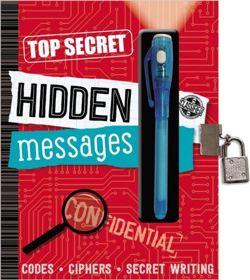 Top Secret Hidden Messages  -