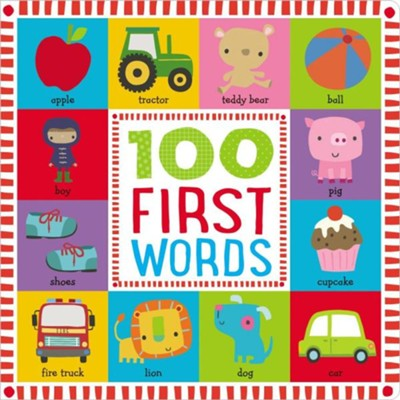 First 100 Words  -     By: Make Believe Ideas