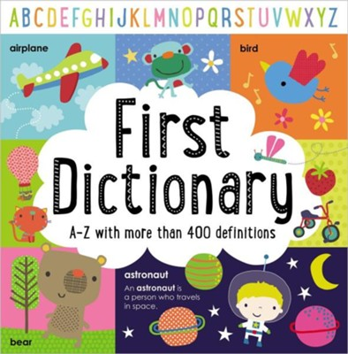 First Dictionary  -     By: Make Believe Ideas