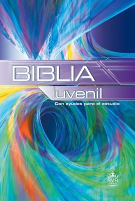 Biblia Juvenil RVR 1960, Enc. Dura    (RVR 1960 Youth Bible, Hardcover)  -