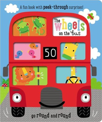 The Wheels on the Bus Board Book  -     By: Make Believe Ideas