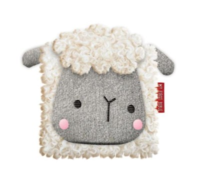 Bible Cloth Book Lamb  -