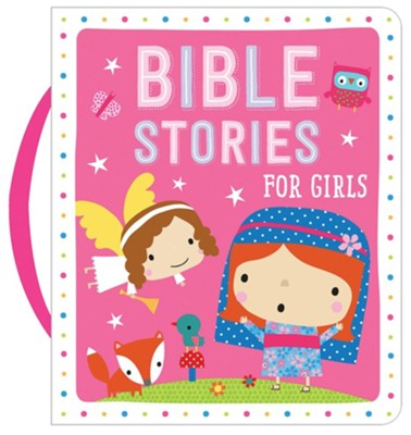 Board Book Bible Stories for Girls  -