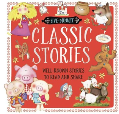 Five-Minute Classic Stories  -