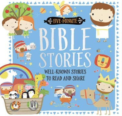 Five-Minute Bible Stories  -