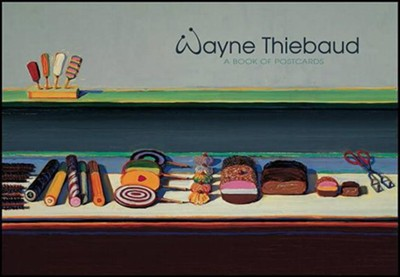 Wayne Thiebaud: A Book of Postcards  -     By: Mariah Lander(DESIGN)     Illustrated By: Mariah Lander