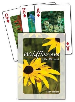 Wildflowers of the Midwest Playing Cards  -     By: Stan Tekiela