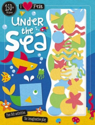 Under the Sea Activity Book  -
