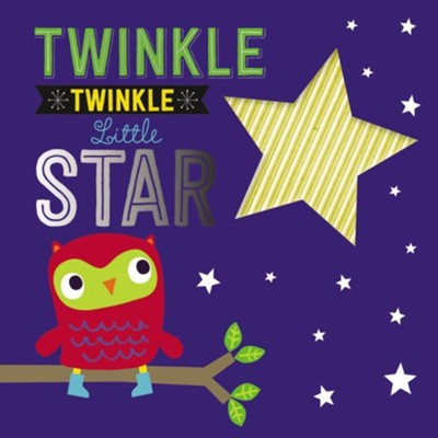 Twinkle Twinkle Little Star Boardbook  -