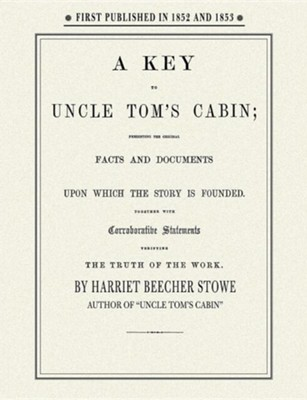 A Key to Uncle Tom's Cabin   -