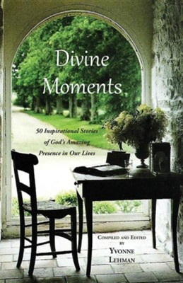 Divine Moments  -     By: Yvonne Lehman