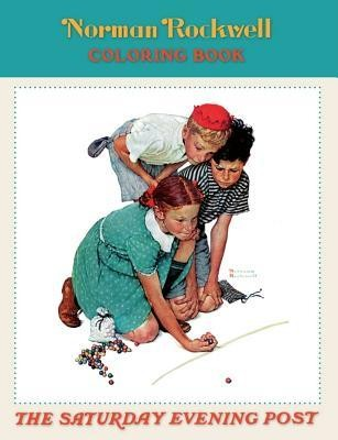 Norman Rockwell Coloring Book  -     By: Norman Rockwell(ILLUS)     Illustrated By: Norman Rockwell