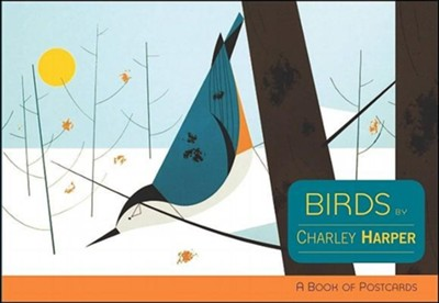 Charley Harper: Birds: A Book of Postcards  -     By: Oky Sulistio