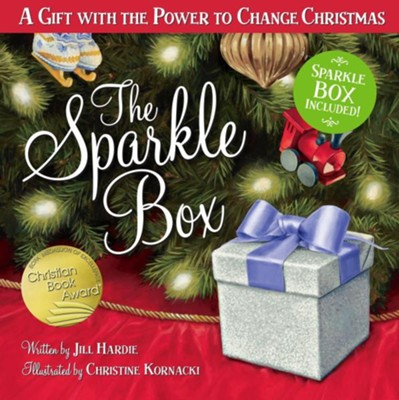 Sparkle Box  -     By: Jill Hardie