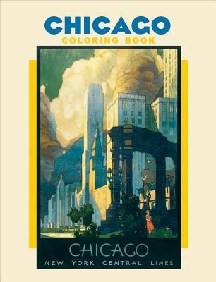 Chicago Coloring Book  -