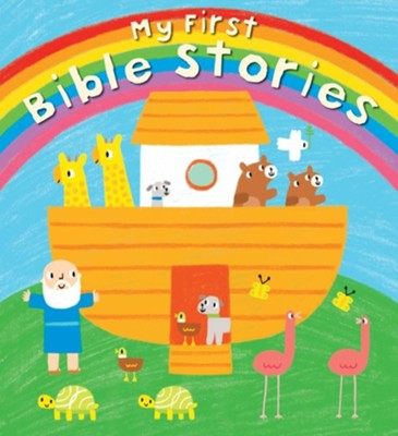 My First Bible Stories  -     By: Christina Goodings