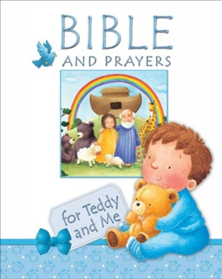 Bible and Prayers for Teddy and Me  -     By: Christina Goodings