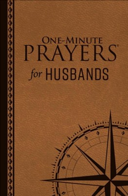 One-Minute Prayers for Husbands, Milano Softone  -     By: Nick Harrison