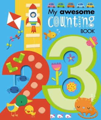 My Awesome Counting  -     By: Thomas Nelson