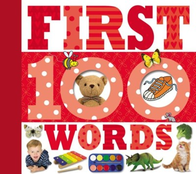 First 100 Words  -     By: Thomas Nelson