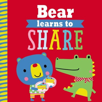 Playdate Pals Bear Learns to Share  -
