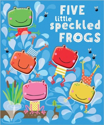 Five Little Speckled Frogs  -     By: Thomas Nelson