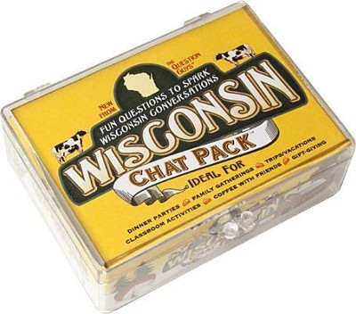 Chat Pack Wisconsin: Fun Questions to Spark Wisconsin Conversations  -     By: Bret Nicholaus, Paul Lowrie