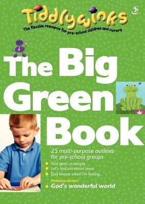 Tiddlywinks: The Big Green Book  -