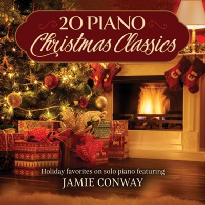 20 piano christmas classics by jamie conway - Christmas Classics