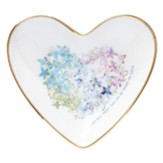 Heart Trinket Tray, Violet