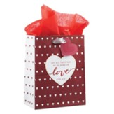 Let All That You Do Be Done in Love Gift Bag, Medium