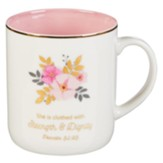 Strength and Dignity Mug