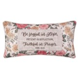 Be Joyful In Hope Pillow