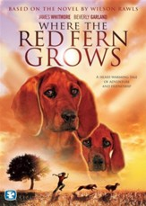 Where the Red Fern Grows, DVD
