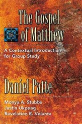 The Gospel of Matthew  A Contextual Introduction for Group Study