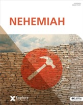 Explore the Bible: Nehemiah, Bible Study Book