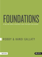 Foundations: A 260-Day Bible Reading Plan for Busy Believers