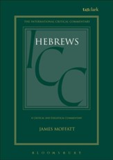 Hebrews, International Critical Commentary