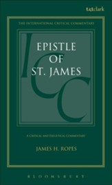 St. James, International Critical Commentary
