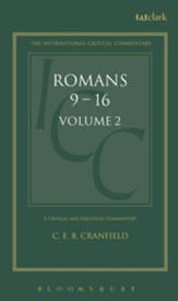 Romans 9-16, International Critical Commentary