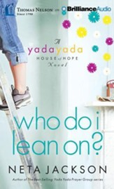 #3: Who Do I Lean On? - unabridged audiobook on MP3-CD