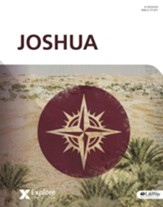 Explore the Bible: Joshua Bible Study Book
