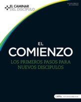 El Caminar del Discipulo: El Comienzo, paquete de 5  (Disciples Path: The Beginning, Pack of 5)