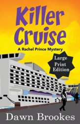 Killer Cruise Large Print Edition